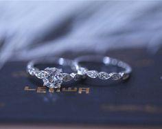 5mm amortiguador corte sólido 14k oro rosa anillo anillo de