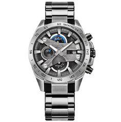 d1a7fc88796 Relógio Masculino Temeite Super Inox. Dali Relógios e Acessórios
