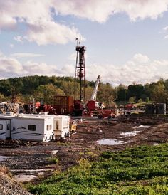 A fracking story from Dimock, Pennsylvania.