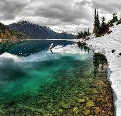 Garibaldi Lake, Garibaldi Provincial Park, British Columbia, Canada