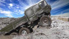 RC TRUCKS OFF Road MUD Terrain - Scale model: MAN Truck 6x6, Hummer, Tam...
