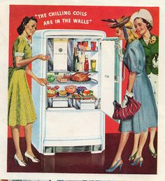 I know I always like to bring my girlfriends over to show off my new appliances!  ;)