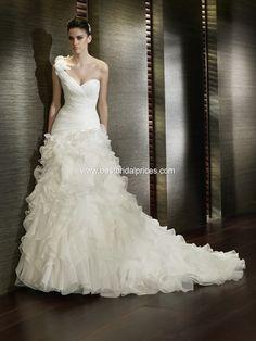 San Patrick Wedding Dresses - Style Capricho : Weddings Dresses www.bestweddingsdresses.blogspot.com | #rustic wedding dresses #forest wedding dress