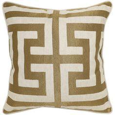 Villa Home Collection Throw Pillows - Polyvore