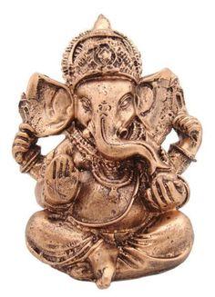 Estátua Ganesha - O Deus da Prosperidade - Vitrine Zen - Vitrine Zen