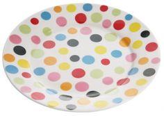 Dessert Plate Pьnktchen 68892 KR03
