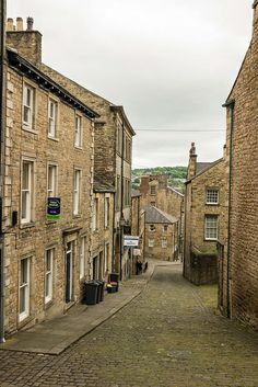 Stone Village of Lancaster, England