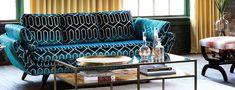 Robert Allen - Dwell Studio Modern Cavavan Fabric