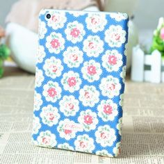 This beautiful Cath Kidston case ipad mini will decorate, protect your iPad mini with the Cath Kidston case garden design! Fashionable and uniqueness, gives your ipad mini a new look..