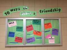 Counseling Bulletin Boards, Stand Tall, Red Ribbon, Learning, Studying, Teaching, Onderwijs