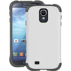 Ballistic Samsung Galaxy S Iv Aspria Series Case (white And Charcoal) – Visiocology