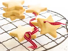 The Best Christmas Shortbread