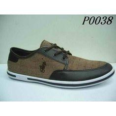 4ad8cd73f95 Polo Ralph Lauren Mens Damier Casual Shoes P00102  Cheap Ralph Lauren... via
