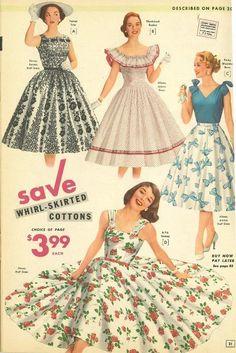 347 Best * Vintage Lady Printables images in 2020 Vintage Dress Patterns, Vintage 1950s Dresses, Vestidos Vintage, Vintage Ladies, Vintage Outfits, Vintage Clothing, 1950s Fashion Women, Retro Fashion, Vintage Fashion