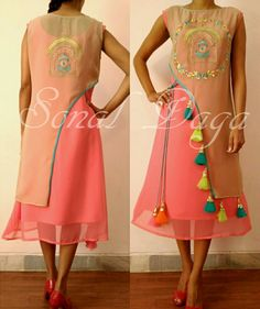 Indowestern Kurtis By Sonal. For trade inquiries contact +919669166763Or email : scarletmapleboutique@gmail.com. 20 November 2016 Kurti Patterns, Dress Patterns, Salwar Designs, Blouse Designs, Western Dresses, Indian Dresses, Ethnic Fashion, Indian Fashion, Kurtha Designs