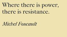 michel foucault quotes - Buscar con Google