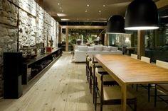 Loft Bauhaus: 2012 Modern Natural House Design Brazil by Ana Paula Barros Casa Farnsworth, Brazil Houses, Contemporary Design, Modern Design, Contemporary Architecture, Design Bauhaus, Casa Loft, Style Rustique, Piece A Vivre