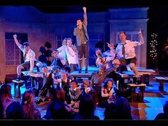 Matilda the Musical - The Alan Titchmarsh Show - YouTube
