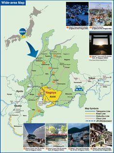 Nagoya and central Japan region | Nagoya Info - Nagoya Travel Guide