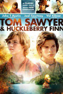 Tom Sawyer and Huckleberry Finn 2014 720p Türkçe Dublaj izle