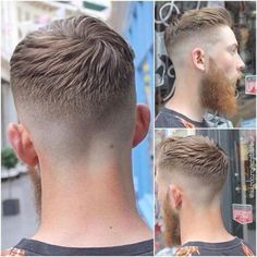 Coiffure et photo # coiffure - Trendy Frisuren ideen 2019 - Cheveux Medium Hair Cuts, Short Hair Cuts, Hair And Beard Styles, Curly Hair Styles, Cool Mens Haircuts, Haircut Men, Haircut Short, Haircut Styles, Mens Haircuts Blonde