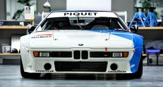 BMW M1 | BMW | M1 | M series | BMW M series | art car | BMW art car | race car | BMW race car | Bimmer | BMW USA | BMW NA