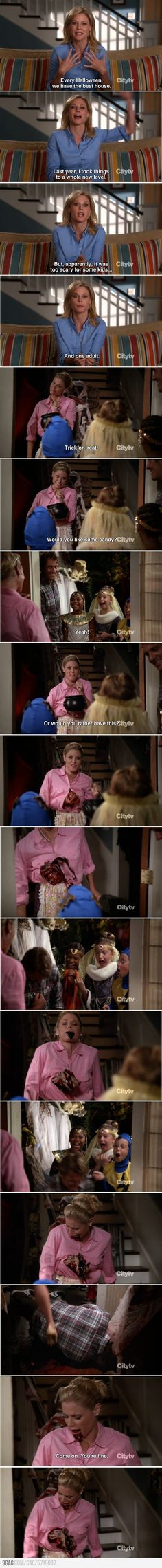 Lol I can only hope to be that awesome! :D    #ModernFamily #9Gag