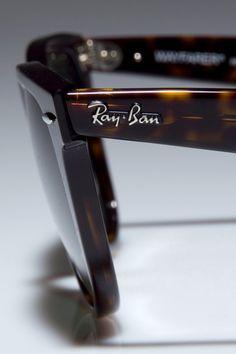 Ray Ban Original Wayfarer In Tortoiseshell ...