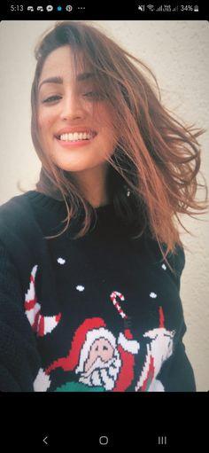 Yami Gautam Images, Disha Patani, Woman Crush, Follow Me, Christmas Sweaters, Bollywood, Short Hair Styles, Dresses, Women