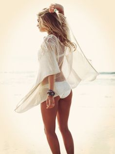 beach style cover-ups