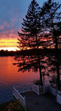 Lake Photo 2 by Bernie Goodman sent by Patti DiGeronimo