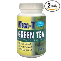 Mega-T Dietary Supplement Green Tea Extract Caplets Bottle (Pack of Weight Loss Secrets, Losing Weight Tips, Reduce Weight, Easy Weight Loss, Healthy Weight Loss, How To Lose Weight Fast, Best Green Tea Brand, Green Tea Supplements, Green Tea Diet