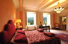 TUSCANY HOLIDAYS RENTALS - Elegant 19th Century Aristocratic Villa in the heart of terraced hills and olive groves - Italy    http://www.vacation-key.com/locations_43266.html