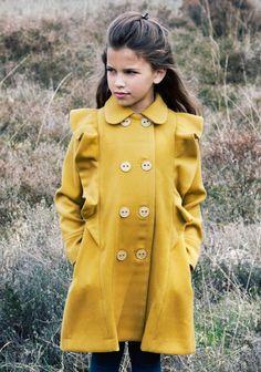 Ommeltu takki SK 3/13 Raincoat, Pumpkin, Child, Jackets, Fashion, Rain Jacket, Down Jackets, Moda, Pumpkins