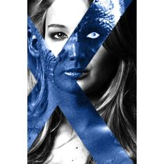 3666480-mystique.jpg (1000×1500) ❤ liked on Polyvore featuring avengers, fandom, jennifer lawrence and marvel