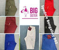 Bengaliny B03 slim fit - Big Sister