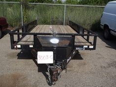 2006 Pro-Pull Trailer 6'X16' Listing #13584 Ends: 8/24/2012 5:04pm