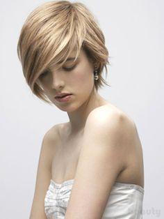 hair style for short hair