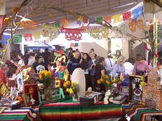 DAY OF THE DEAD EXHIBIT ON DISPLAY OCT 12 Local Artist Display Their Alters in the Museums Courtyard
