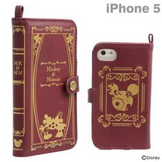 Disney Characters Old book iPhone 5/5S/5C Case (Mickey & Minnie /Burgundy) Golden Berg,http://www.amazon.com/dp/B00F3946BM/ref=cm_sw_r_pi_dp_vMHBtb1HYHM6DZD9