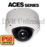 BU-6001 Sony HD 620TV Bullet Camera 4.3mm Lens 12V DC Sun-Visor