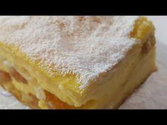 Placintă cu iaurt sau lapte acru - cea mai ușoară și rapidă retetă de placintă - YouTube No Cook Desserts, Cornbread, Cheesecake, Cooking, Ethnic Recipes, Mai, Food, Youtube, Sweets