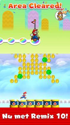 'Super Mario Run' in de App Store