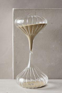 Shimmering Sand Hourglass - anthropologie.com