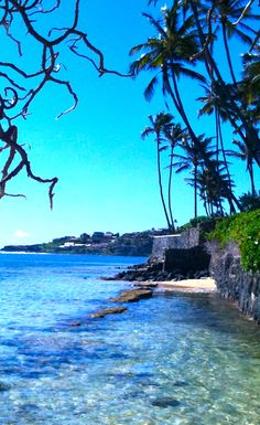 Kahala Beach... My Private Lil World...