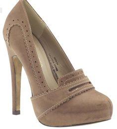 Nerdy heels!!