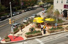 inovadacaulbra: Parklets novas ações pelo mundo