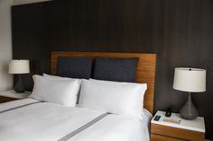 CHECKING INN | We know your best night's sleep is right in our King Superior.
