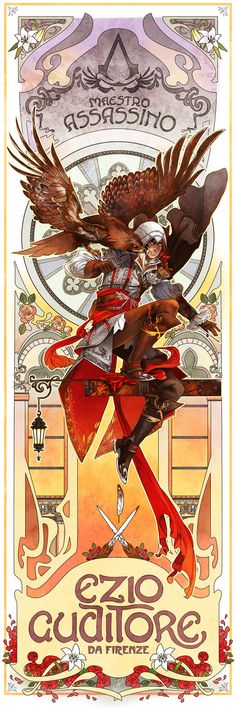 The Eagle of Florence by xfreischutz on deviantART #AssassinsCreed
