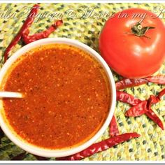 Mexico in my Kitchen: Taqueria Style Salsa Recipe / Receta de Salsa Taquera|Authentic Mexican Food Recipes Traditional Blog
